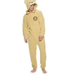 Ted Bear Onesie Small